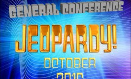 October 2016 General Conference Jeopardy!