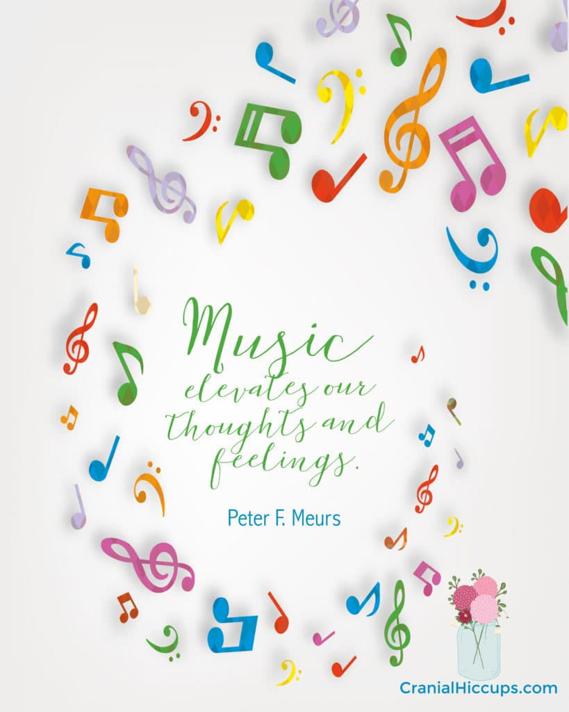 """""""Music elevates our thoughts and feelings."""" Peter F. Meurs #LDSConf"""