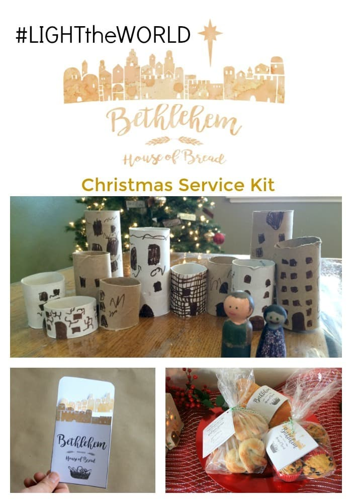 Bethlehem means House of Bread Christmas Service Kit