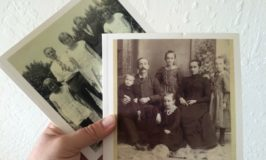 Use Facebook and Chatbooks to Create a Simple Ancestor Photo Book