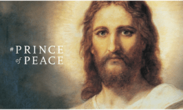 The #PrinceOfPeace Offers Hope