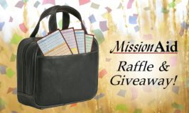 MissionAid Scripture Inserts {Giveaway}