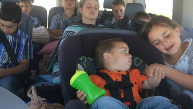 Road Trips With Kids – My Tips