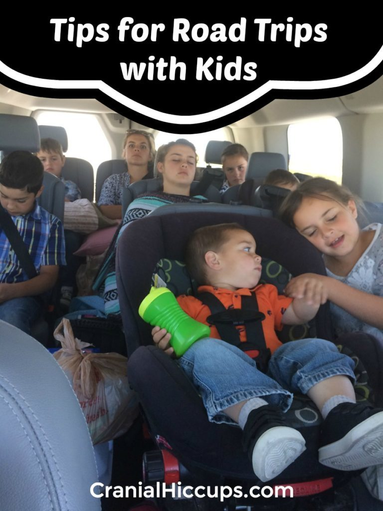 Tips for Road Trips with Kids