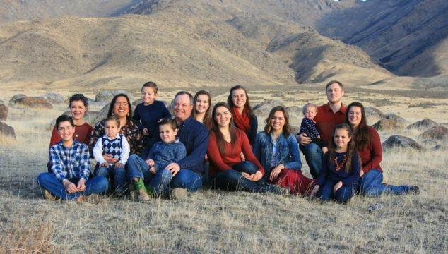 Family Pictures January 2018