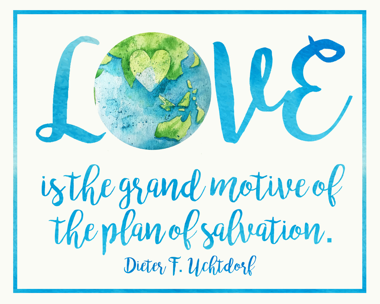 the plan of salvation equals love cranial hiccups
