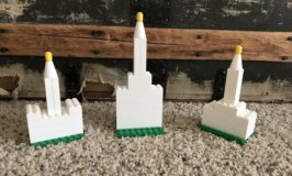 Peace in Christ Lego Temple Building Activity